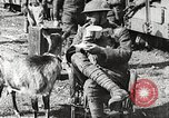 Image of United States soldiers relaxing World War 1 France, 1918, second 32 stock footage video 65675061255