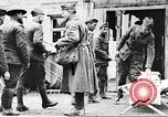 Image of United States soldiers relaxing World War 1 France, 1918, second 37 stock footage video 65675061255