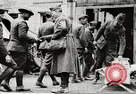 Image of United States soldiers relaxing World War 1 France, 1918, second 38 stock footage video 65675061255