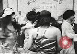 Image of World War 1 US soldiers watching drag queens perform France, 1918, second 17 stock footage video 65675061256