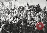 Image of World War 1 US soldiers watching drag queens perform France, 1918, second 20 stock footage video 65675061256