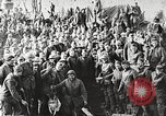 Image of World War 1 US soldiers watching drag queens perform France, 1918, second 21 stock footage video 65675061256