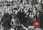 Image of World War 1 US soldiers watching drag queens perform France, 1918, second 23 stock footage video 65675061256
