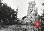 Image of Herbecourt Church France, 1916, second 16 stock footage video 65675061257