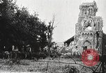 Image of Herbecourt Church France, 1916, second 18 stock footage video 65675061257