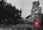 Image of Herbecourt Church France, 1916, second 19 stock footage video 65675061257