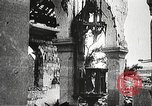 Image of Herbecourt Church France, 1916, second 23 stock footage video 65675061257