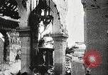 Image of Herbecourt Church France, 1916, second 27 stock footage video 65675061257