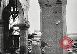 Image of Herbecourt Church France, 1916, second 33 stock footage video 65675061257