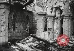 Image of Herbecourt Church France, 1916, second 34 stock footage video 65675061257