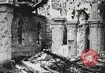 Image of Herbecourt Church France, 1916, second 35 stock footage video 65675061257
