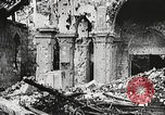 Image of Herbecourt Church France, 1916, second 40 stock footage video 65675061257