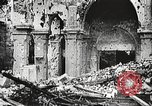 Image of Herbecourt Church France, 1916, second 42 stock footage video 65675061257