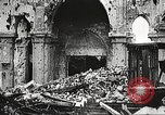 Image of Herbecourt Church France, 1916, second 46 stock footage video 65675061257