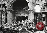 Image of Herbecourt Church France, 1916, second 47 stock footage video 65675061257