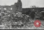 Image of ruined village Maricourt village France, 1916, second 4 stock footage video 65675061258