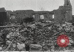 Image of ruined village Maricourt village France, 1916, second 7 stock footage video 65675061258