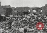 Image of ruined village Maricourt village France, 1916, second 8 stock footage video 65675061258