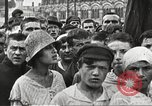 Image of social revolutionists Left SR Trial Moscow Russia Soviet Union, 1922, second 3 stock footage video 65675061267