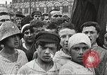 Image of social revolutionists Left SR Trial Moscow Russia Soviet Union, 1922, second 5 stock footage video 65675061267