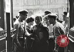 Image of social revolutionists Left SR Trial Moscow Russia Soviet Union, 1922, second 15 stock footage video 65675061267