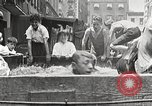 Immagine di Fatta in Casa piscina New York United States USA, 1922, secondo 16 filmato di repertorio 65675061269