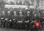 Image of President Calvin Coolidge United States USA, 1924, second 18 stock footage video 65675061272