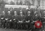 Image of President Calvin Coolidge United States USA, 1924, second 19 stock footage video 65675061272