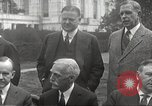 Image of President Calvin Coolidge United States USA, 1924, second 20 stock footage video 65675061272