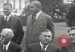 Image of President Calvin Coolidge United States USA, 1924, second 24 stock footage video 65675061272