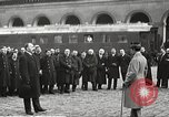 Image of French recognition ceremony at Les Invalides Paris France, 1924, second 26 stock footage video 65675061274