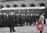 Image of French recognition ceremony at Les Invalides Paris France, 1924, second 27 stock footage video 65675061274