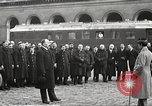 Image of French recognition ceremony at Les Invalides Paris France, 1924, second 28 stock footage video 65675061274