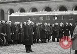 Image of French recognition ceremony at Les Invalides Paris France, 1924, second 29 stock footage video 65675061274