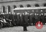 Image of French recognition ceremony at Les Invalides Paris France, 1924, second 32 stock footage video 65675061274