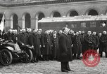 Image of French recognition ceremony at Les Invalides Paris France, 1924, second 33 stock footage video 65675061274