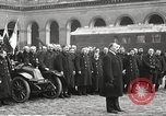 Image of French recognition ceremony at Les Invalides Paris France, 1924, second 34 stock footage video 65675061274
