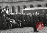 Image of French recognition ceremony at Les Invalides Paris France, 1924, second 35 stock footage video 65675061274