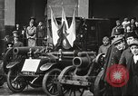 Image of French recognition ceremony at Les Invalides Paris France, 1924, second 39 stock footage video 65675061274