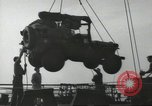 Image of American sailors Normandy France, 1944, second 54 stock footage video 65675061275