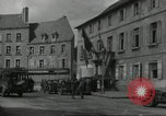 Image of United States soldiers Cherbourg Normandy France, 1944, second 3 stock footage video 65675061282