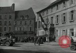 Image of United States soldiers Cherbourg Normandy France, 1944, second 7 stock footage video 65675061282