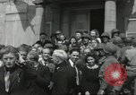 Image of United States soldiers Cherbourg Normandy France, 1944, second 15 stock footage video 65675061282
