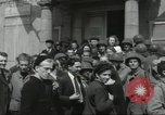 Image of United States soldiers Cherbourg Normandy France, 1944, second 19 stock footage video 65675061282