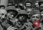 Image of United States soldiers Cherbourg Normandy France, 1944, second 21 stock footage video 65675061282