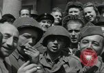 Image of United States soldiers Cherbourg Normandy France, 1944, second 22 stock footage video 65675061282