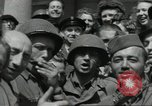 Image of United States soldiers Cherbourg Normandy France, 1944, second 24 stock footage video 65675061282