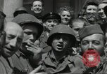 Image of United States soldiers Cherbourg Normandy France, 1944, second 25 stock footage video 65675061282