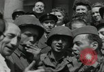 Image of United States soldiers Cherbourg Normandy France, 1944, second 27 stock footage video 65675061282