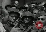 Image of United States soldiers Cherbourg Normandy France, 1944, second 28 stock footage video 65675061282